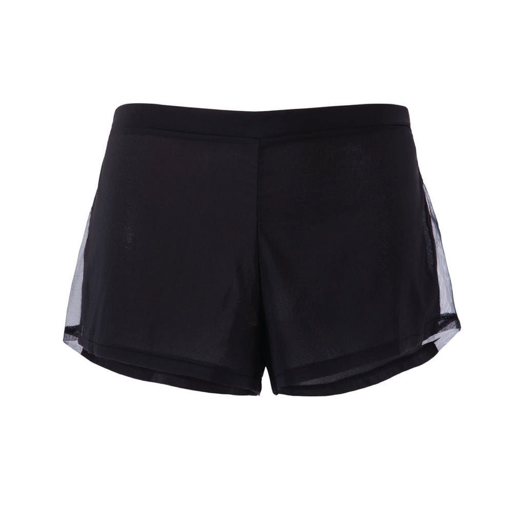 Caitlin Cami and Short Set Black