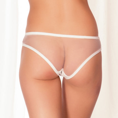 Gia Brief White