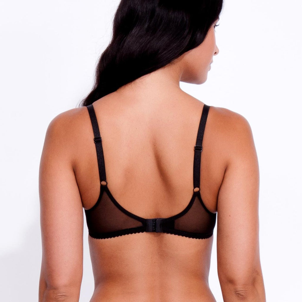 Lexi Bra Black/Red