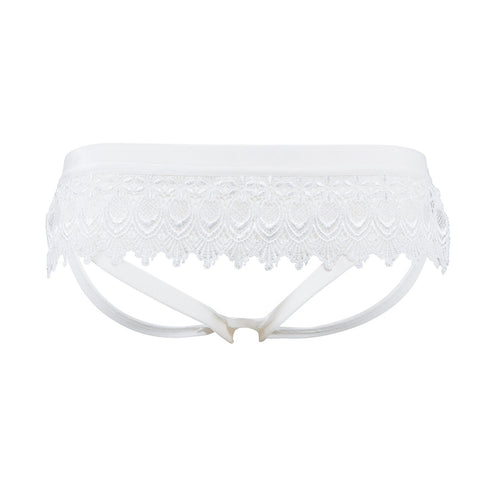 Ines Open Brief Ivory