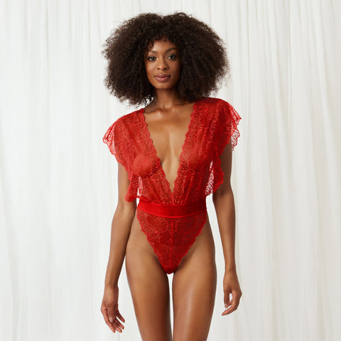 Emerson Body Red