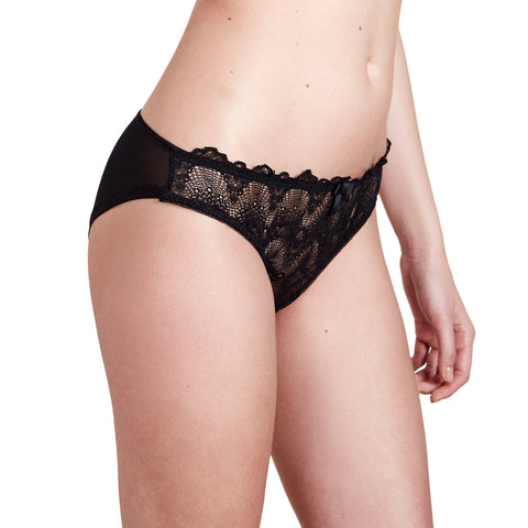 MORE Lucia Brief Black