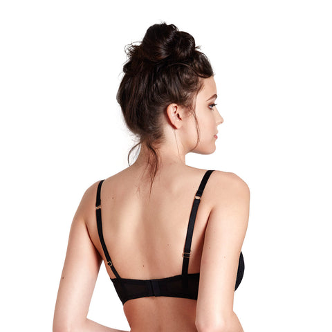 MORE Lucia Bra Black