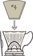 Clever Dripper Brew Guide Step 4 - Picacho Coffee Roasters