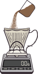 Clever Dripper Brew Guide Step 9 - Picacho Coffee Roasters