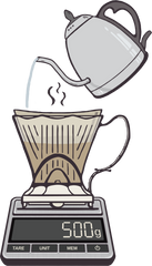 Clever Dripper Brew Guide Step 10 - Picacho Coffee Roasters