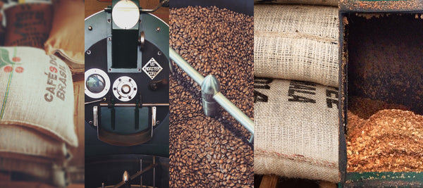 How We Roast - Small Batch Coffee Roasting from Picacho Coffee Roasters