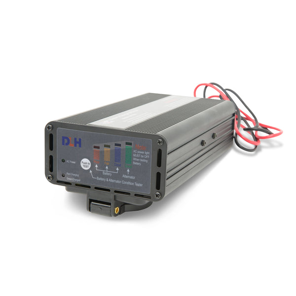18 Amp Panel Mount Battery Charger & Tester