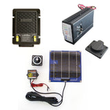 Road Charger 20 Amp DC/DC Battery Charger - Deluxe Kit