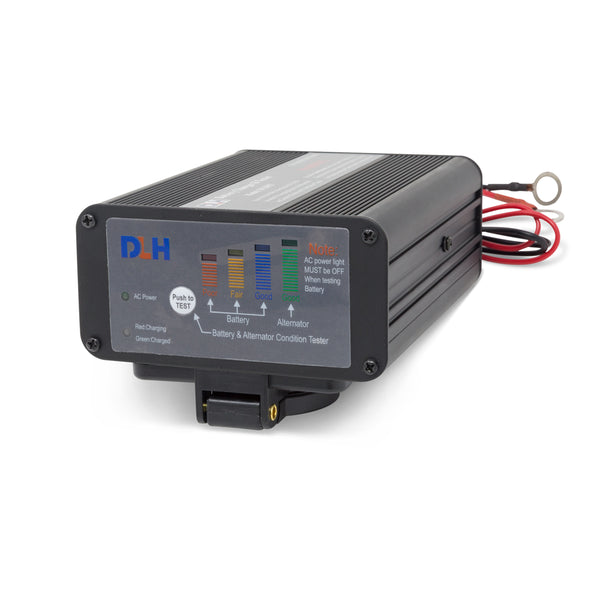 5 Amp Panel Mount Battery Charger & Tester