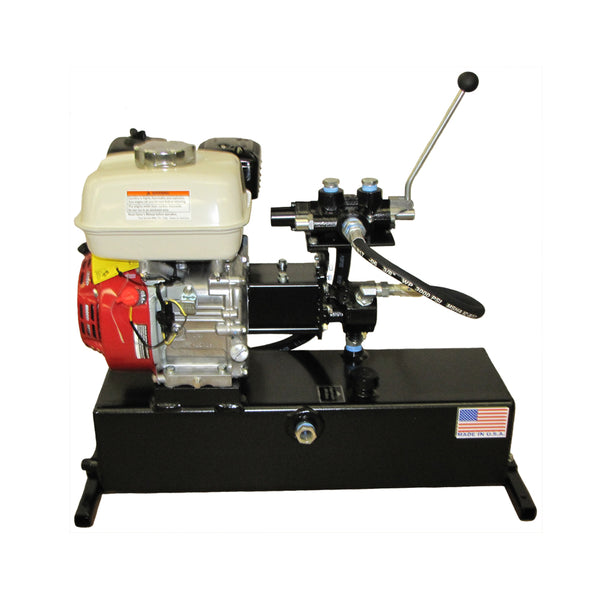 Gas Powered Double Acting Hydraulic Pump