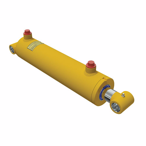 "3.5"" Bore 2500 PSI HBU Hydraulic Cylinders"