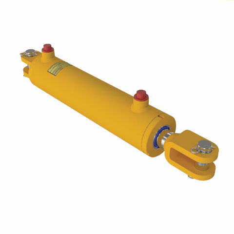 "2.5"" Bore 3000 PSI HCL Hydraulic Cylinders"