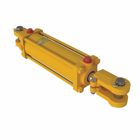 "2.5"" Bore 2500 PSI HTR Hydraulic Cylinders"
