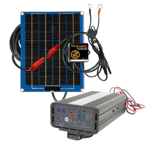Heavy-Industrial User Battery MAXIMIZER Kit (6-7 Days/Week Use)