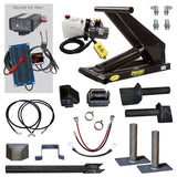 PH-516 Dump Trailer/Truck Hydraulic Scissor Hoist Kit - 8 Ton Capacity - Fits 10-14' Dump Body