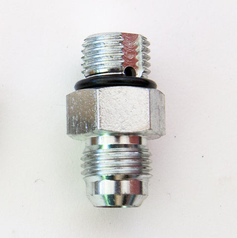 3/8 Hydraulic Load Control Valve Fitting Steel