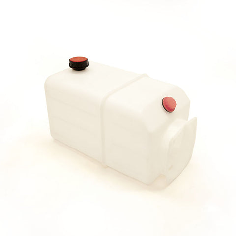 6 Quart Poly Hydraulic Reservoir