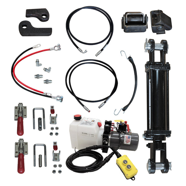 Hydraulic Tilt Deck Kit For Trailers - Tie Rod | 310 TR