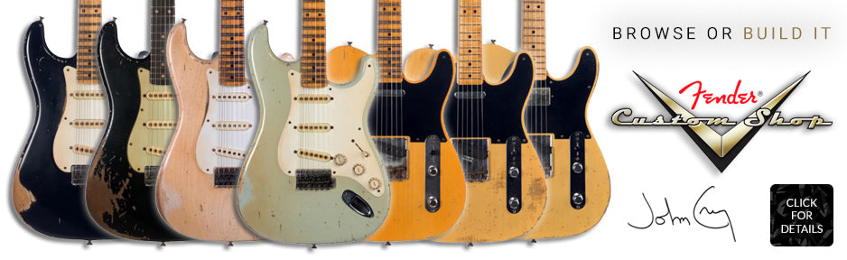Browse or Build it at the Fender Custom Shop