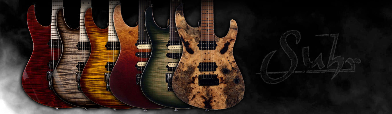 John Suhr Guitars