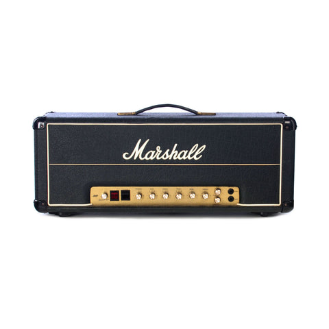 USED 1977 Marshall JMP Master Model 50 watt Mk 2 Lead Head - Modified w/ Master Volume Gain Channel and Separate Clean Channel - Tube Guitar Amplifier