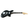 Eastwood Guitars Eastwood Fireball Black Angled