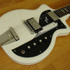 Airline Guitars Twin Tone Double Cut - White - Supro Dual Tone inspired electric guitar - NEW!