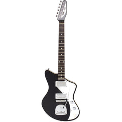 Senn by Eastwood Model One - Black - Jeff Senn Offset Electric Guitar - NEW!