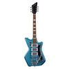 Airline Guitars '59 3P DLX - G. Love Signature Blue and Black - Vintage Reissue Offset Electric - NEW!