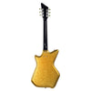 Airline Guitars '59 3P DLX - Gold Sparkle Flake - Vintage Reissue Offset Electric - NEW!