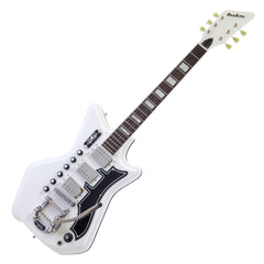 Airline Guitars '59 3P DLX - White - Vintage Reissue Offset Electric Guitar - NEW!