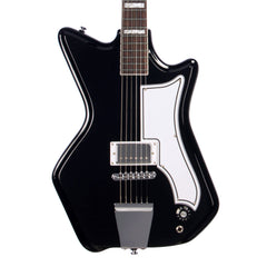 Airline Guitars '59 1P - Black - Vintage Reissue Electric Guitar - NEW!