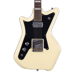 Airline Guitars '59 2PT LEFTY - Vintage Cream - Left Handed Electric Guitar - NEW!