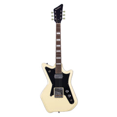Airline Guitars '59 2PT - Vintage Cream - Tone Chambered Solidbody Electric Guitar - NEW!