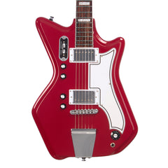 Airline Guitars '59 2P - Red - Vintage Reissue Electric Guitar - NEW!