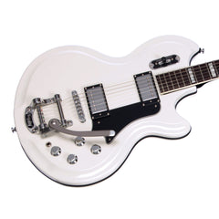 Airline Guitars '59 Coronado - White - Vintage Reissue Electric Guitar - NEW!