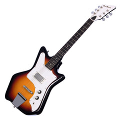 Airline Guitars Jetsons Jr 65 - Redburst - Sunburst Reissue Electric Guitar - NEW!