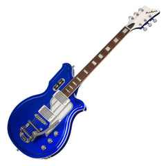 Airline Guitars MAP DLX - Electric Indigo - Vintage Reissue Electric Guitar - NEW!