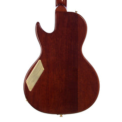 B&G Guitars Little Sister Crossroads Cutaway P-90 Honey Burst - LSCPHB - Semi-Hollow Electric Guitar - NEW!