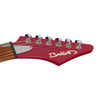 Backlund Guitars Model 400 DLX - Red - Deluxe Electric Guitar with Duesenberg Les Trem - NEW!
