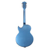 Backlund Guitars Rockerbox DLX - Blue / Creme - Deluxe Semi Hollow Electric Guitar - NEW!