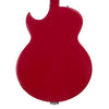 Backlund Guitars Rockerbox Ebony - Red / Creme - Semi Hollow Electric Guitar - NEW!