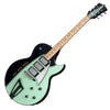 Backlund Guitars Rockerbox - Black / Mint - Semi Hollow Electric Guitar - NEW!
