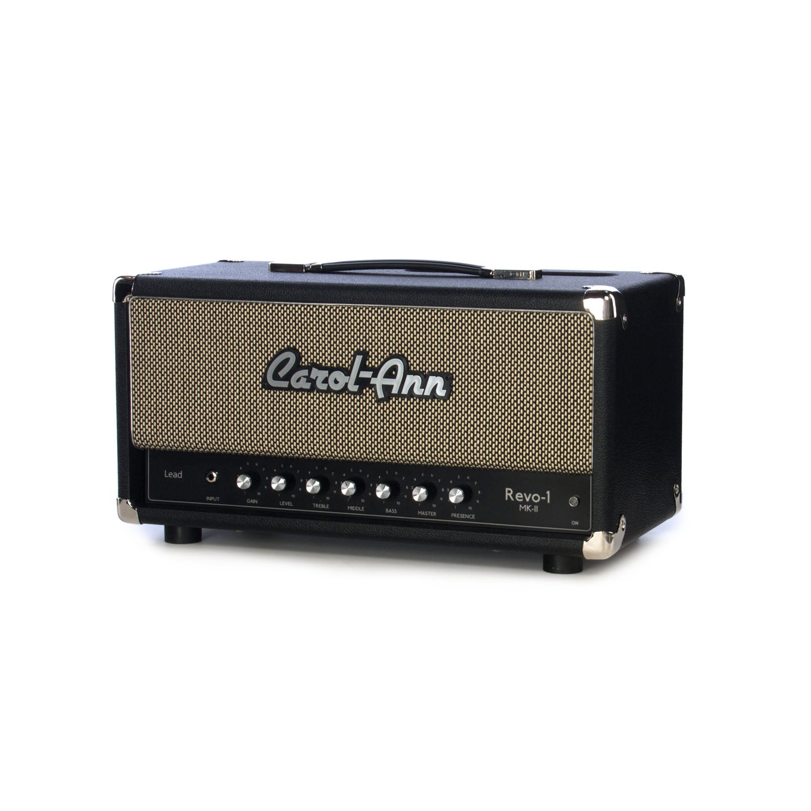 Carol Ann Amps Revo 1 Mkii Head 50 Watt Marshall Jubilee Style Watts Audio Amplifier Tube