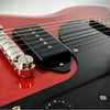 Eastwood Guitars Rivolta Combinata JR Rosso Red Closeup