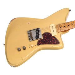 Diego Vila Custom Guitars Austral - Vintage Blonde Lacquer - Custom Hand-Made Boutique Electric Guitar - NEW!