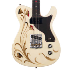 Vila Custom Guitars and Basses Telmo - Vintage White - Custom Hand-Made Boutique Electric Guitar - NEW!
