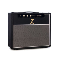USED Dr Z Amps Z-28 1x12 combo - Black / Salt & Pepper Grille - Boutique Tube Guitar Amplifier