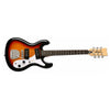 Eastwood Guitars Hi Flyer Phase 4 Sunburst Angled